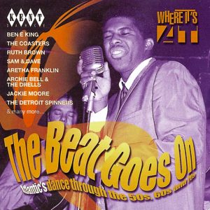 Beat Goes On... Atlantic's Dance Through The 50s 60s & 70s - Various Artists CD (Kent)