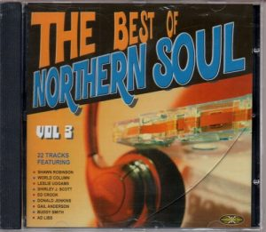 Best Of Northern Soul Volume 3 CD