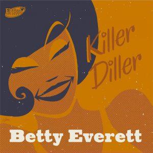 """Betty Everett - Killer Diller 6 Track 7"""" EP"""
