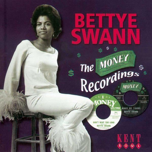 Bettye Swann - The Money Recordings CD (Kent)