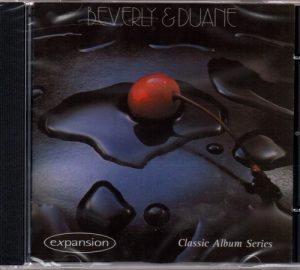 Beverly & Duane - Beverly & Duane CD