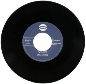 Linda Lyndell - What A Man / Billy Hawks - (Oh Baby) I Do Believe... 45