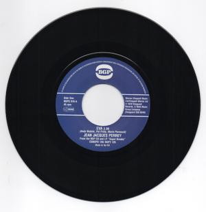 Jean Jacques Perrey - Eva / Camille Yarbrough - Take Yo Praise 45 (BGP) 7' Vinyl