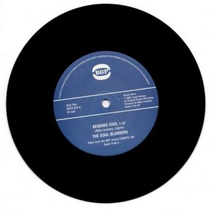 "Bending Soul / Funky Night Club 7""-0"
