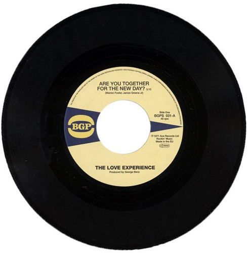 "Are You Together For The New Day? / Moving Woman 7""-0"