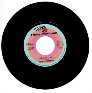 "Chains Of Love / Walk Tall 7""-0"
