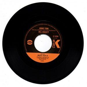 "Bill Doggett - Honky Tonk / Honky Tonk Popcorn 45 (BGP) 7"" Vinyl"