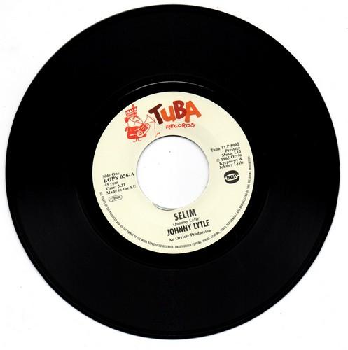 """Johnny Lytle - Selim / The Man 45 (BGP) 7"""" Vinyl"""
