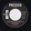 The Prophet & His Disciples - You Fool, You Fool (Pt 1) / You Fool, You Fool (Pt 2) 45