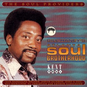 Bill Haney's Atlanta Soul Brotherhood Volume 1 CD