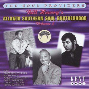 Bill Haney's Atlanta Soul Brotherhood Volume 2 - Various Artists CD (Kent)