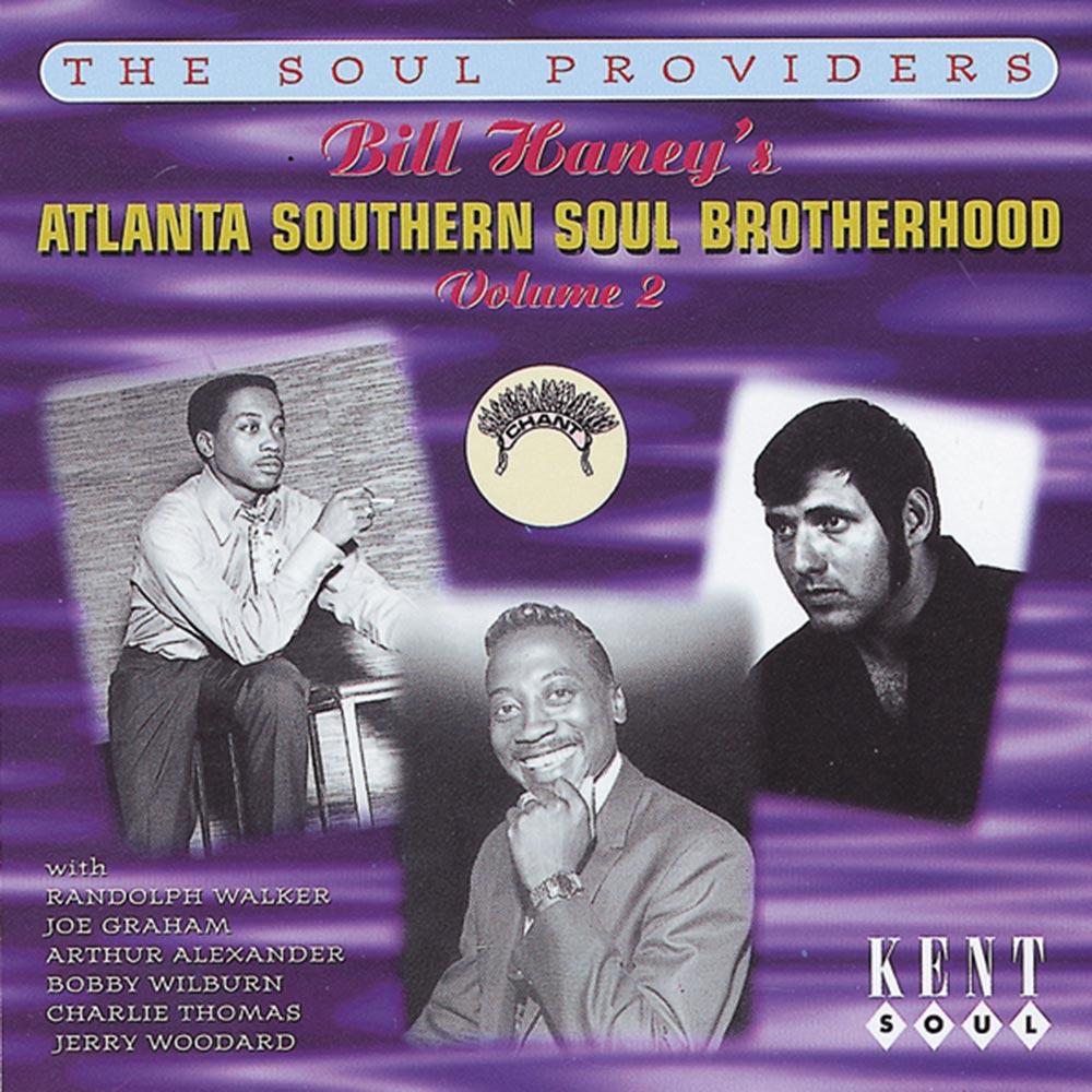 Bill Haney's Atlanta Soul Brotherhood Volume 2 – Various Artists CD (Kent)