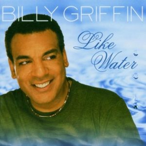 Billy Griffin - Like Water CD (Expansion)