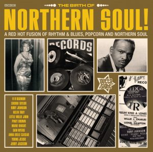 Birth Of Northern Soul - Various Artists CD (Outta Sight)