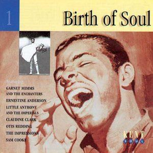 Birth Of Soul Volume 1 - Various Artists CD (Kent)