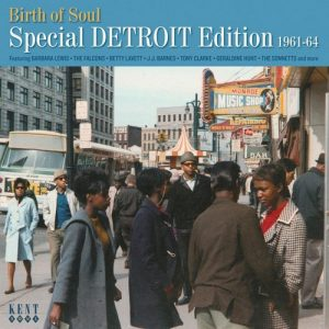 Birth Of Soul - Special Detroit Edition 1961-64 CD