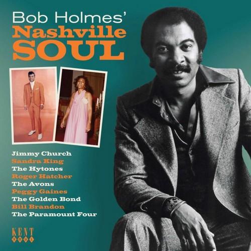 Bob Holmes' Nashville Soul CD
