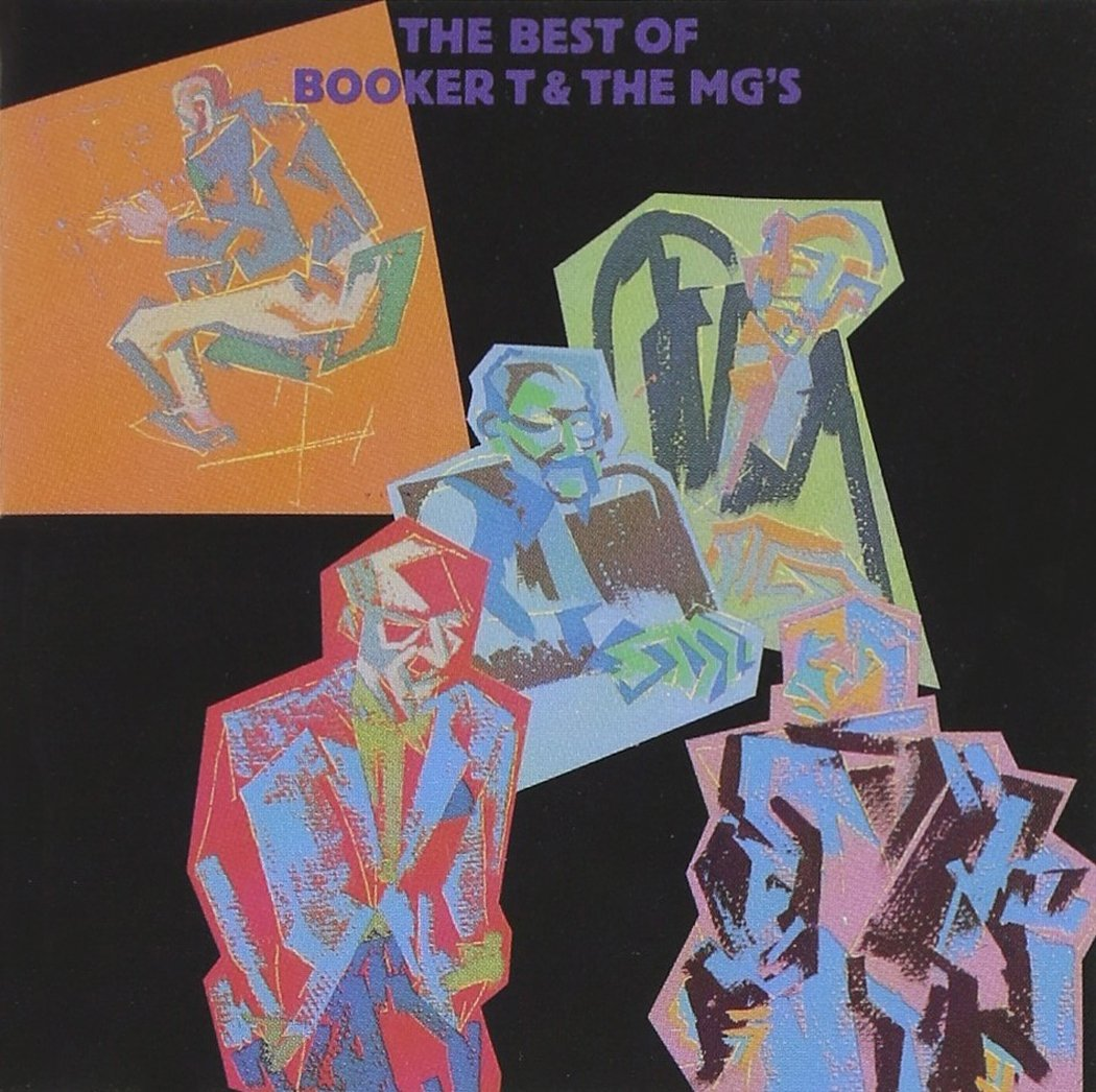 Booker T & The MGs – The Best Of CD