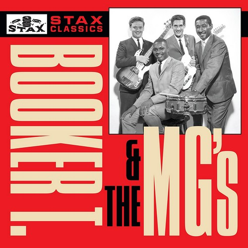 Booker T & The MGs - Stax Classics CD
