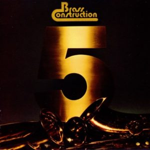 Brass Construction 5 CD