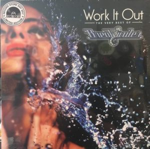 Breakwater - Work It Out - The Very Best Of RSD2017 Ltd Edition LP Vinyl (Expansion)