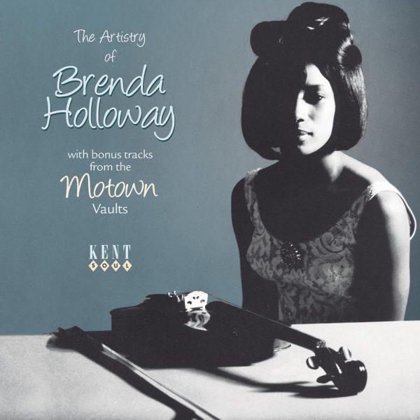 The Artistry of Brenda Holloway CD