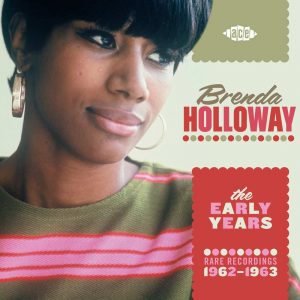 Brenda Holloway - The Early Years 1962-1963 CD (Ace)