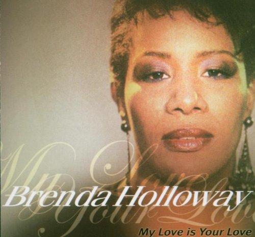 Brenda Holloway - My Love Is Your Love 2x CD (Bestway)