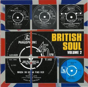 British Soul Volume 2 CD
