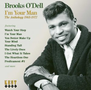 Brooks O'Dell - I'm Your Man - The Anthology 1963-1972