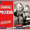 Calling All Mods - Mod Soul, Blues and Ska Anthems 2CD