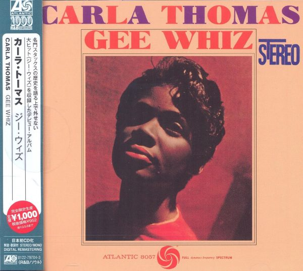 Carla Thomas - Gee Whiz CD (Warner)