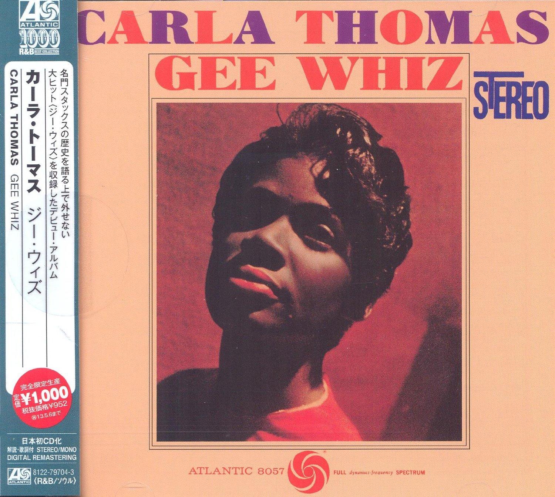 Carla Thomas – Gee Whiz CD (Warner)