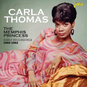 Carla Thomas - The Memphis Princess CD (Jasmine)