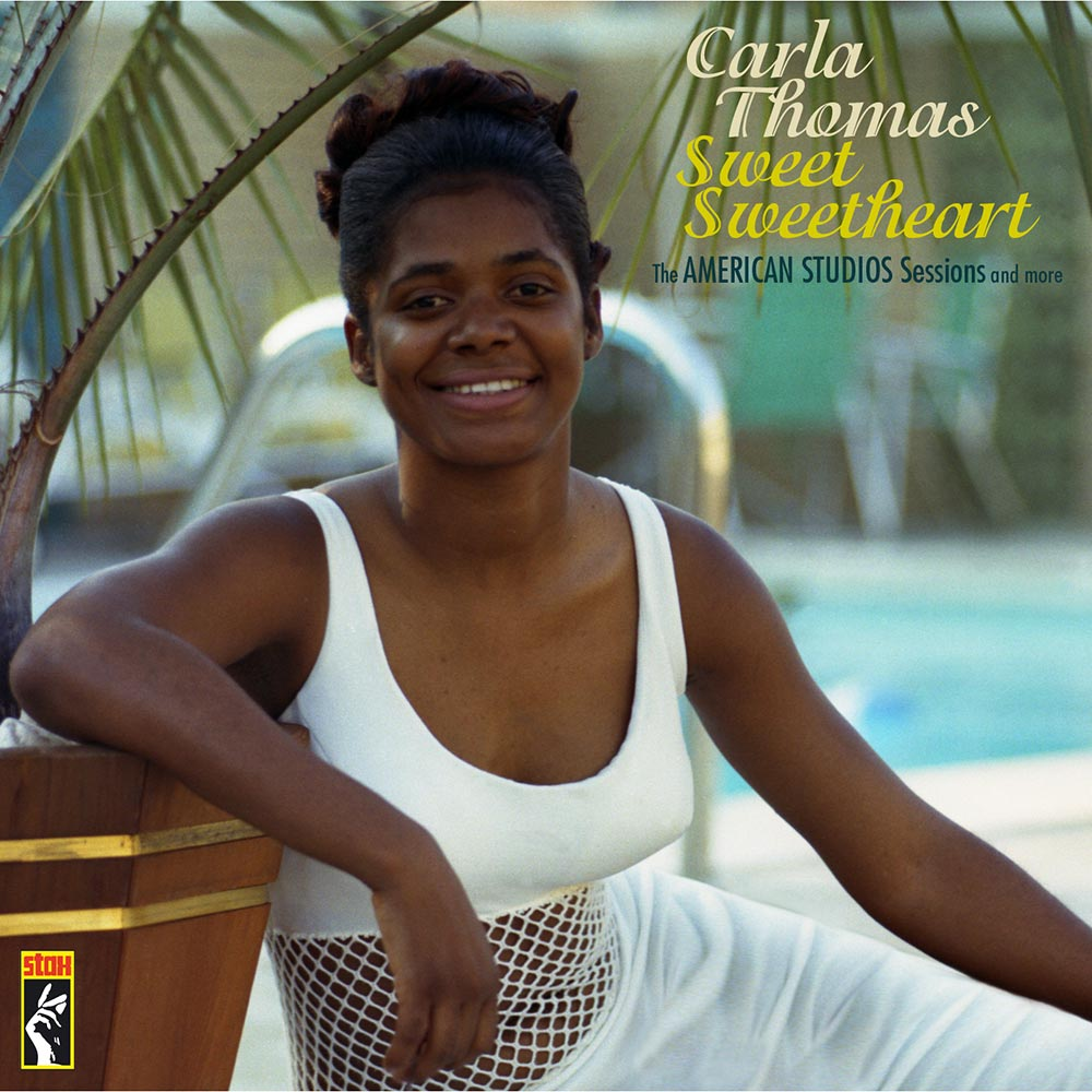 Carla Thomas – Sweet Sweetheart – The American Studios Sessions & More CD (Stax)