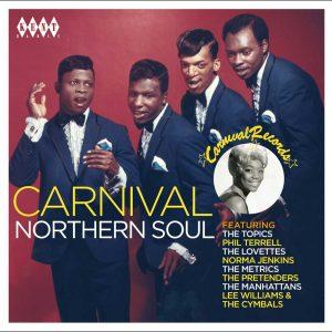 Carnival Northern Soul - Various Artists CD (Kent)