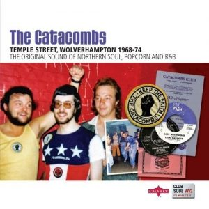 The Catacombs - Temple Street Wolverhampton 1968-74 CD (Charly / Club Soul)