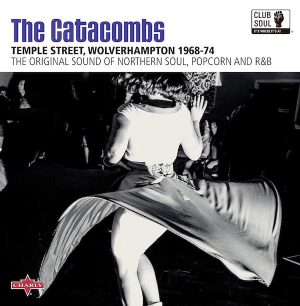 The Catacombs - Temple Street, Wolverhampton 1968-74 LP