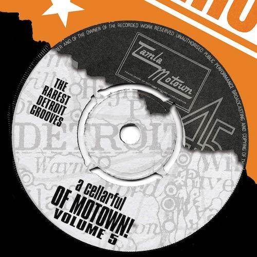 A Cellarful Of Motown Volume 5 2X CD (Motown)