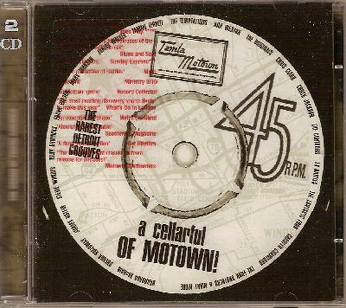 A Cellarful Of Motown Volume 1 2CD