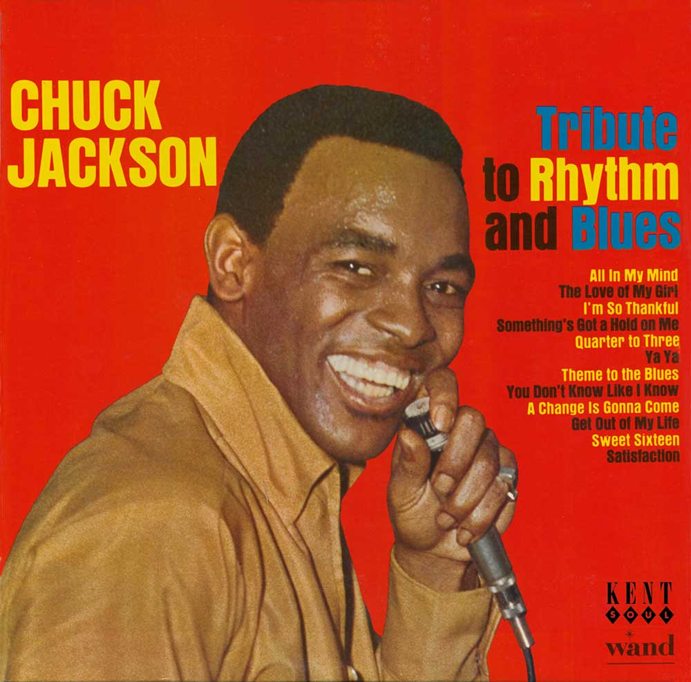 Chuck Jackson – Tribute To Rhythm And Blues Volumes 1&2 CD