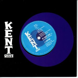 JT Rhythm - My Sweet Baby / OC Tolbert - All I Want Is You 45