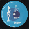 Merced Blue Notes - Sundown / Whole Lotta Something 45