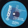 Joe Burrell with Kae Williams Orchestra - There Was A Time aka Our Love Is Dying / Pookie Hudson - This Gets To Me 45