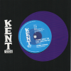 """George Jackson - Talking About The Love I Have For You / It's Not Safe To Mess On Me 45 (Kent) 7"""" Vinyl"""