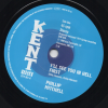 Phillip Mitchell - I'll See You In Hell First / Ray Godfrey - I Ain't Givin' Up 45