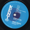 Mighty Whites - Given My Life / Jacqueline Jones - A Frown On My Face 45