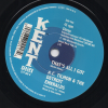 Unique Blend - Gonna Spread The News / A.C Tilmon & The Detroit Emeralds - That's All I Got 45