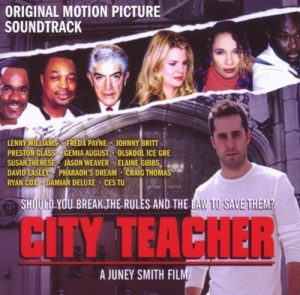 City Teacher - Original Motion Picture Soundtrack CD