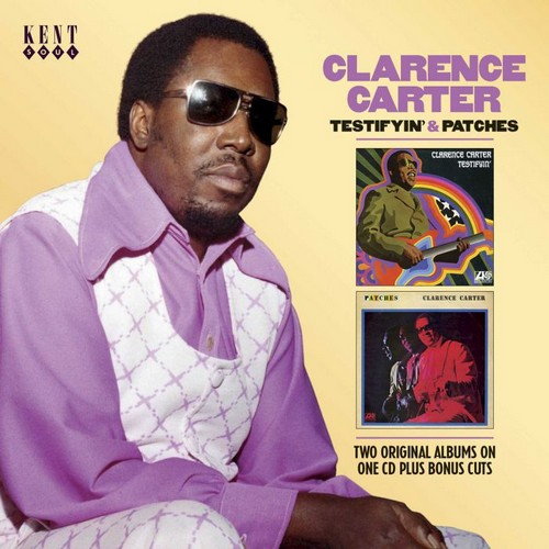 Clarence Carter - Testifyin' & Patches Plus Bonus Tracks CD